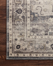 Load image into Gallery viewer, Loloi II Rug Hathaway HTH-05 Steel/Ivory