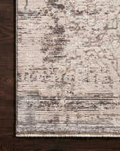 Load image into Gallery viewer, Loloi Rug Homage HOM-01 Graphite/Beige