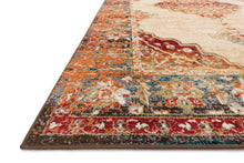 Load image into Gallery viewer, Loloi II Rug Isadora ISA-04 ANT. Ivory/Sunset