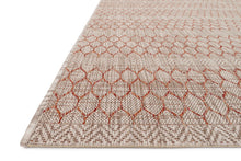 Load image into Gallery viewer, Loloi Rug Isle IE-01 Beige/Rust