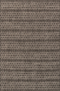 Loloi Rug Isle IE-01 Black/Grey