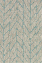 Load image into Gallery viewer, Loloi Rug Isle IE-02 Mist/Aqua