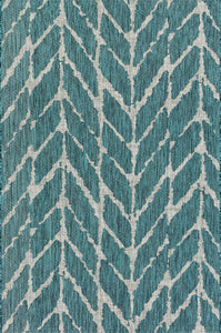 Loloi Rug Isle IE-02 Teal/Grey
