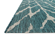 Load image into Gallery viewer, Loloi Rug Isle IE-02 Teal/Grey
