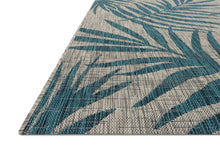 Load image into Gallery viewer, Loloi Rug Isle IE-10 Grey/Aqua