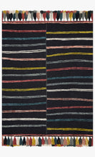 Load image into Gallery viewer, Justina Blakeney x Loloi Rug Jamila JAA-01 Charcoal/Multi