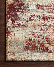Load image into Gallery viewer, Loloi Rug Jasmine JAS-01 Dove/Rust