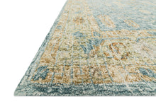 Load image into Gallery viewer, Loloi Rug Julian JI-05 Blue/Gold