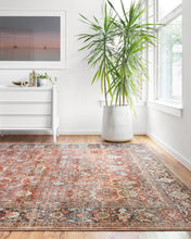 Load image into Gallery viewer, Loloi II Rug Layla LAY-02 Spice/Marine