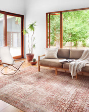 Load image into Gallery viewer, Loloi II Rug Layla LAY-11 Cinnamon/ Sage