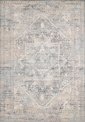 Loloi II Rug Lucia LUC-01 Grey/Sunset