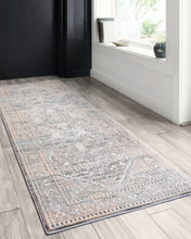 Load image into Gallery viewer, Loloi II Rug Lucia LUC-01 Grey/Sunset
