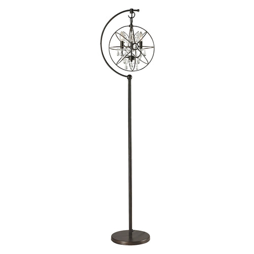 Restoration Globe Floor Lamp