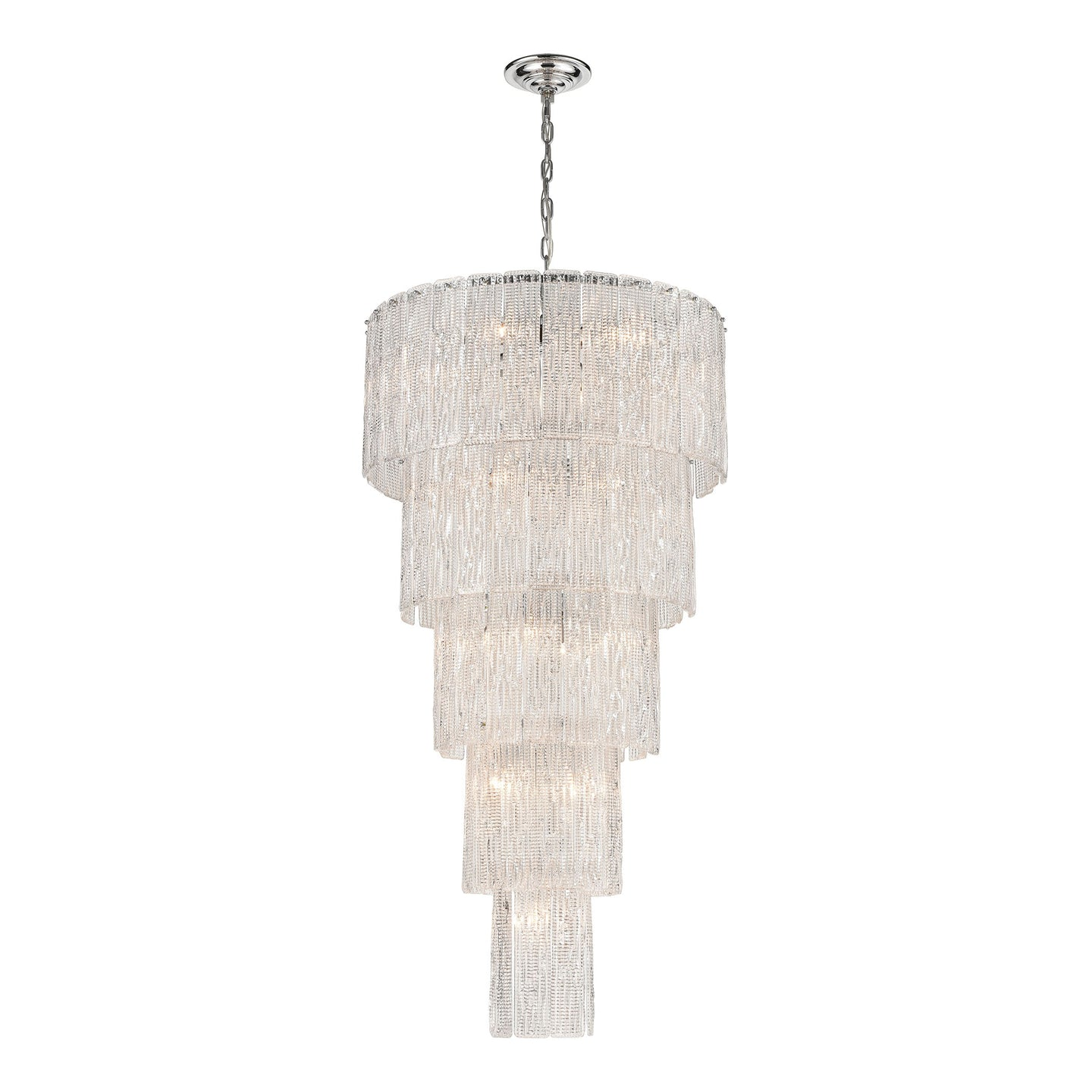 Diplomat 19-Light Chandelier