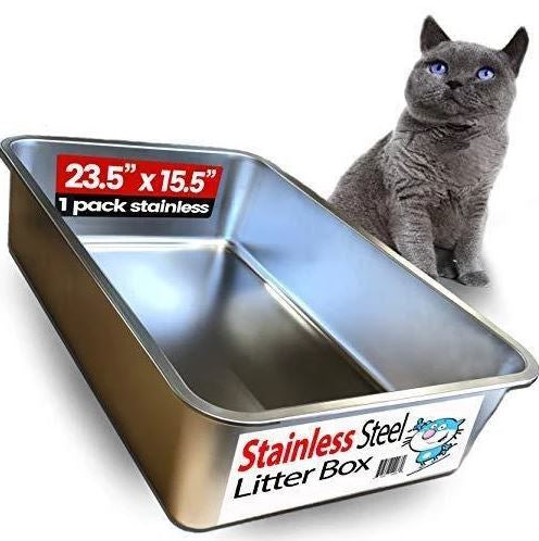 The Perfect Pair of Litter Box and Pan for Cats