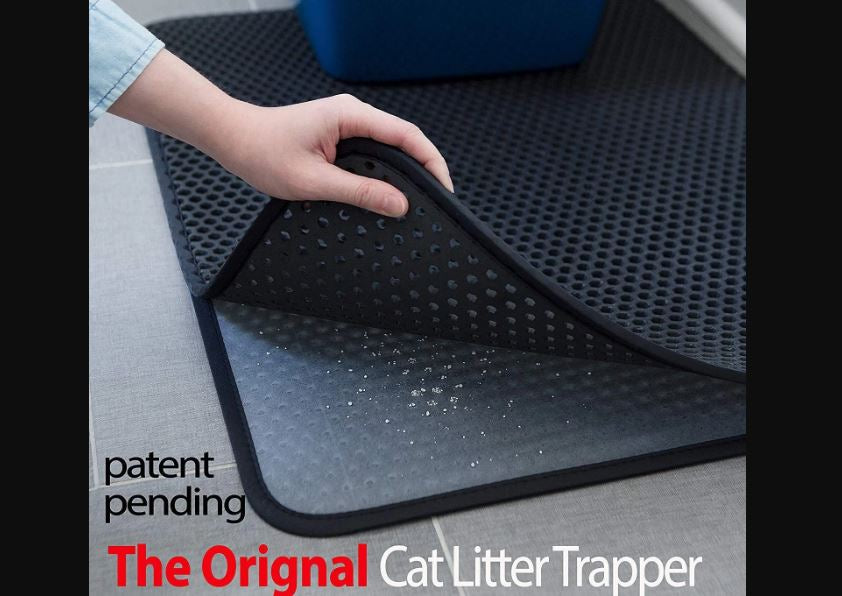 Cat Litter Trapper for Messy Cats