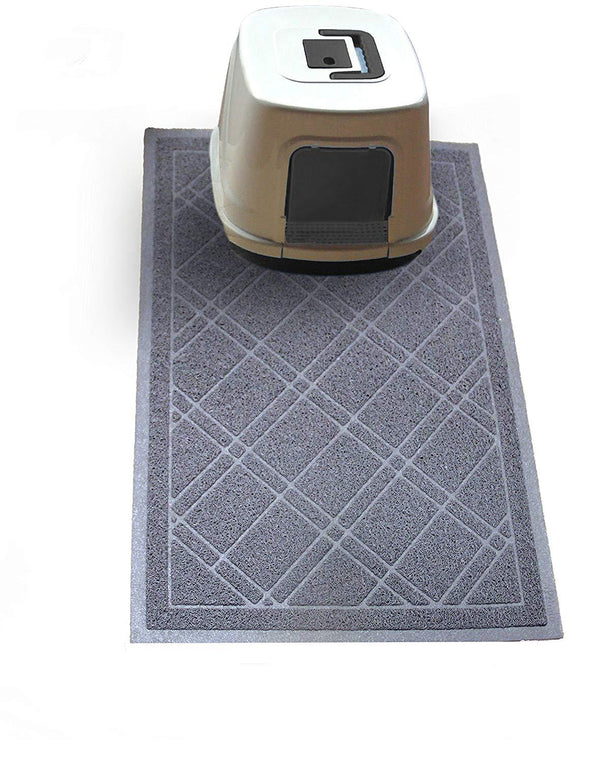 Cat Litter Trapper Mat,Traps Litter from Paws  (35