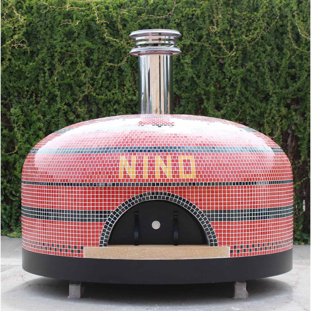 Portable wood fired pizza oven for sale - Napolino Wood Fire Fully Assembled Artistic Pizza Oven By Forno Bravo