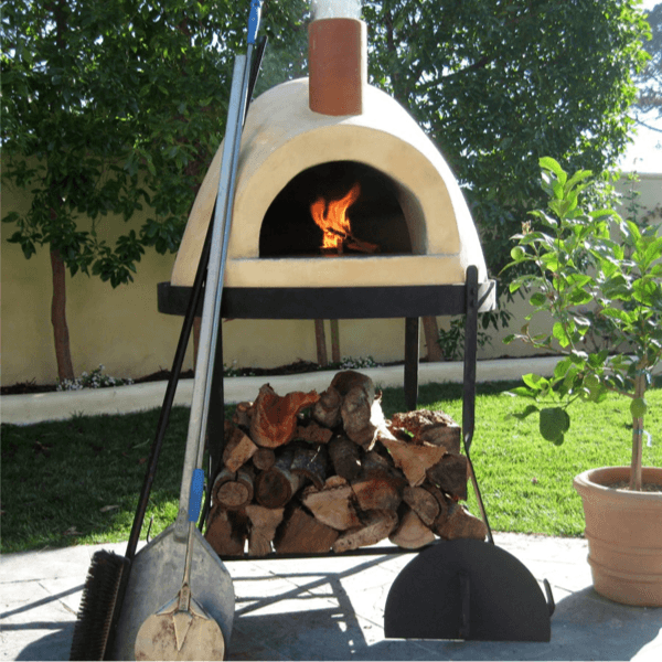 Primavera Wood Fire Fully Assembled Pizza Oven By Forno