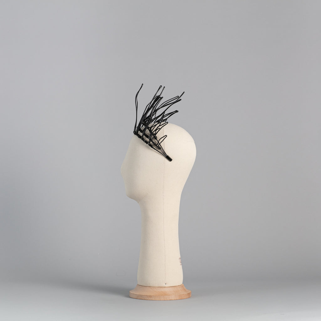 Black Wire Crown