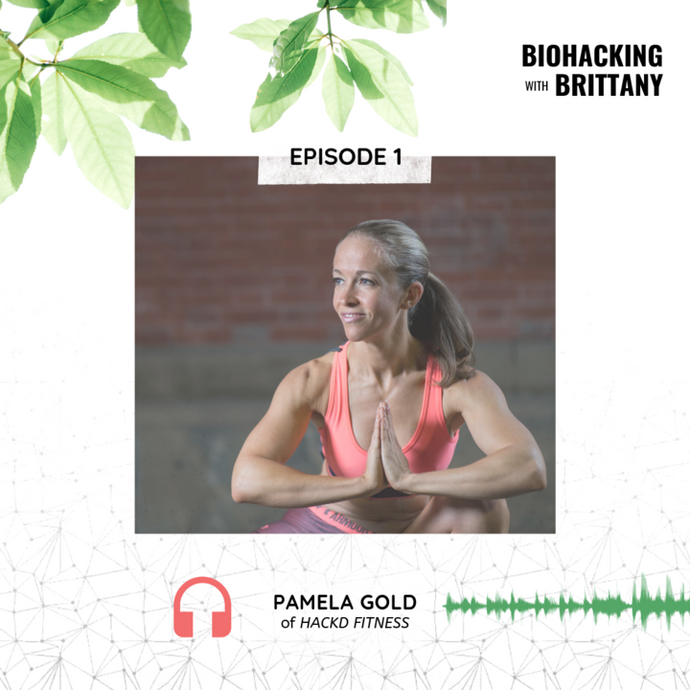 Fitness Biohacks: In Under 9 Minutes Get the Equivalent of a 45 Minute Run, Active Recovery, New Exercise Machines, Personalized Meditation, Pamela Gold