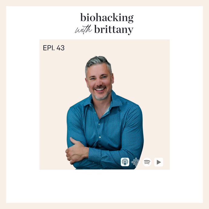 43. An Honest Conversation on Biohacking With Shawn Wells