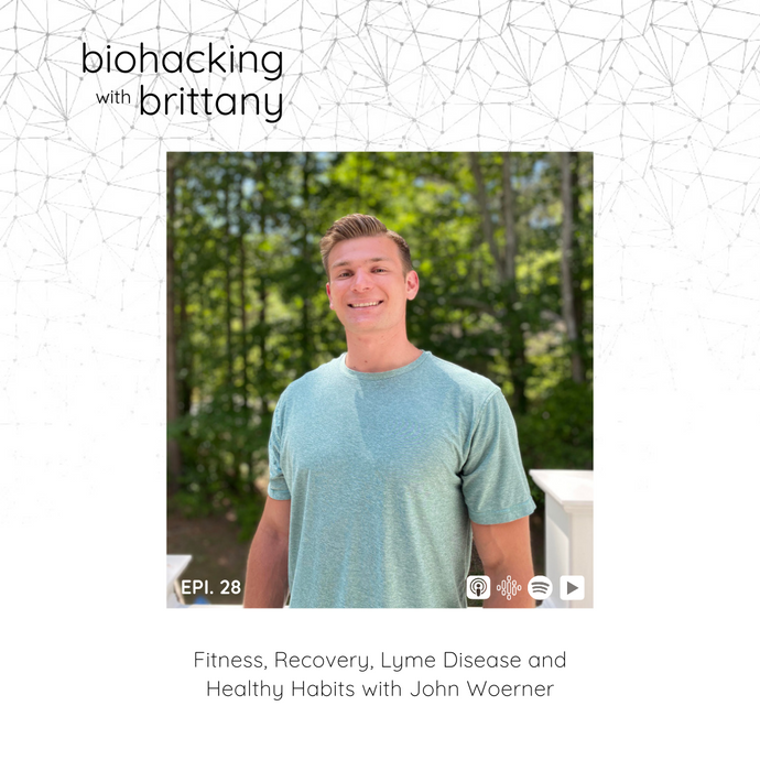 28. Fitness, Recovery, Lyme Disease and Healthy Habits with John Woerner