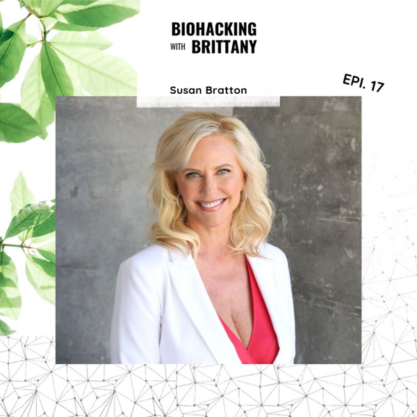 Sexual Biohacking: How To Level Up Your Sex Life, Nutrition For Increasing Libido, The Role Of Gut Health, Birth Control, Passion As We Age, Susan Bratton