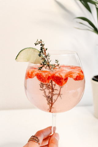healthy gin keto cocktail