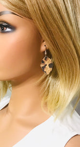 Youth Genuine Leather Earrings - E19-1669