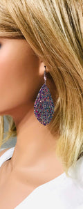 Holographic Glitter Earrings - E19-1703