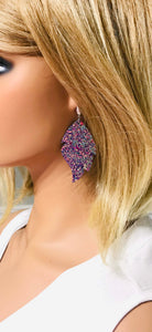 Holographic Glitter Earrings - E19-1711