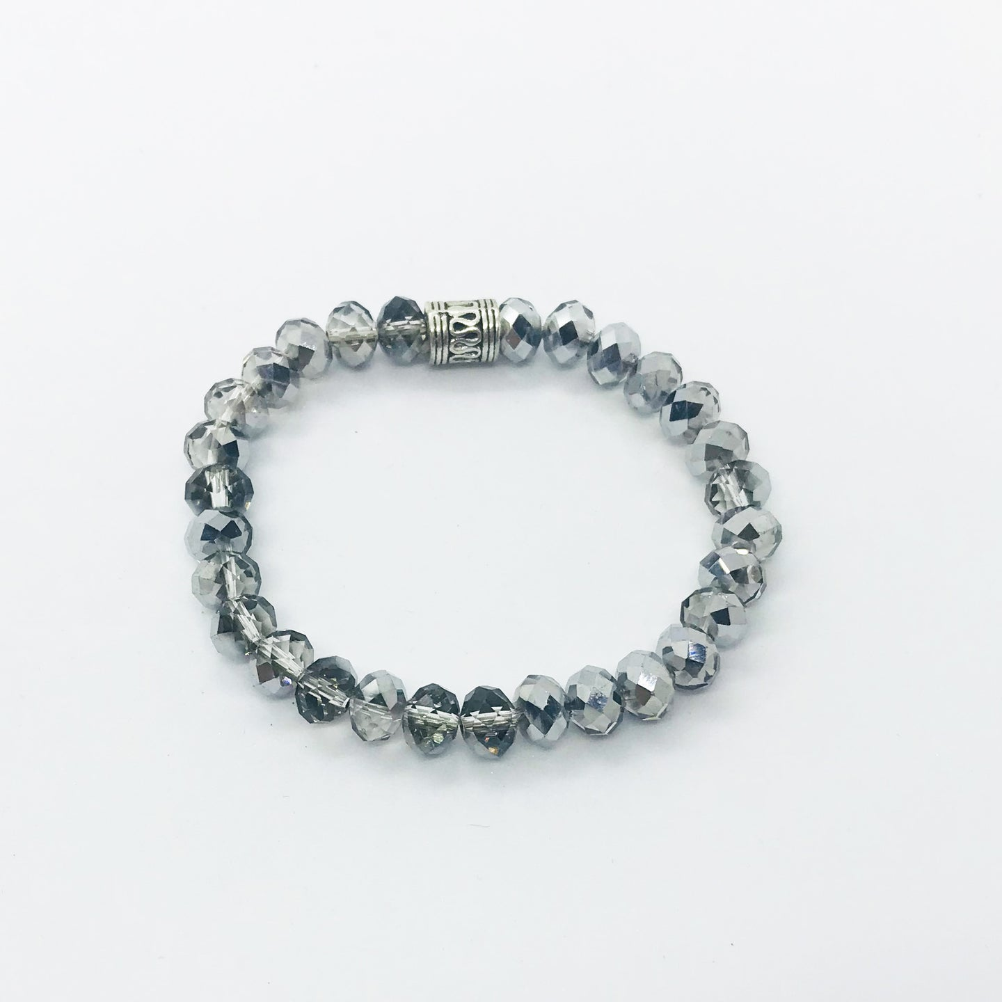 Glass Bead Bracelet - B492