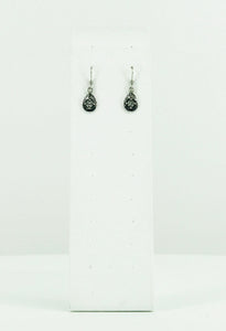 Youth Rhinestone Dangle Earrings - E19-548