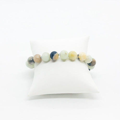 Genuine Amazonite Bracelet - B180