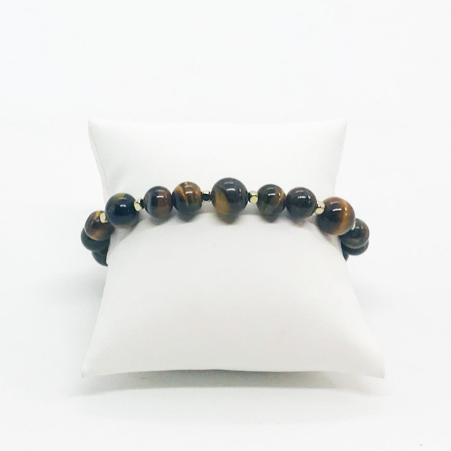 Tigers Eye Stretchy Bracelet -B184