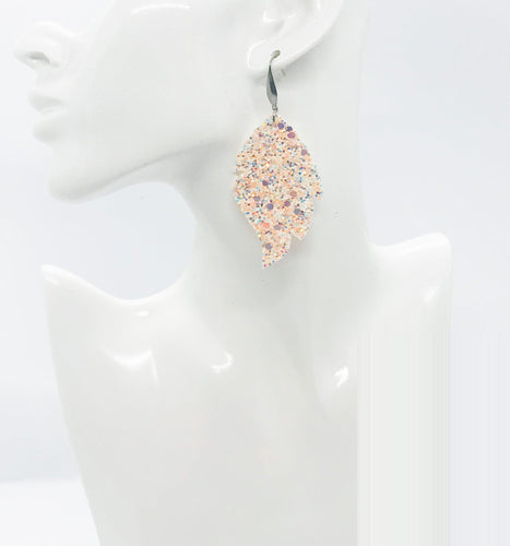 Chunky Glitter Earrings - E19-1720