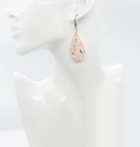 Chunky Glitter Earrings - E19-1729