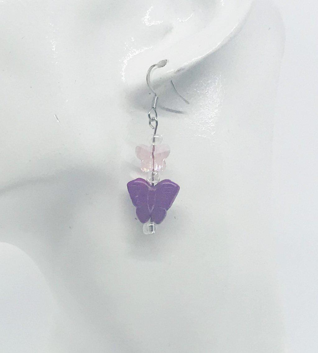 Kid's Earrings - E19-260