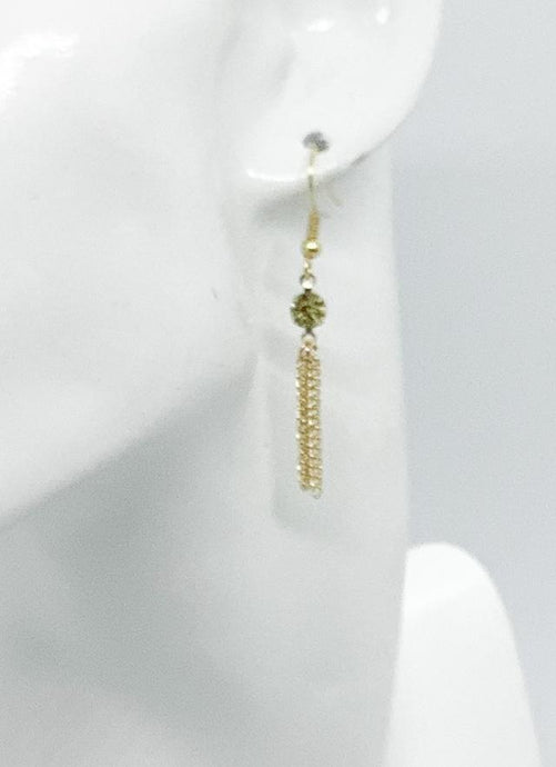 Youth Dangle Earrings - E19-605