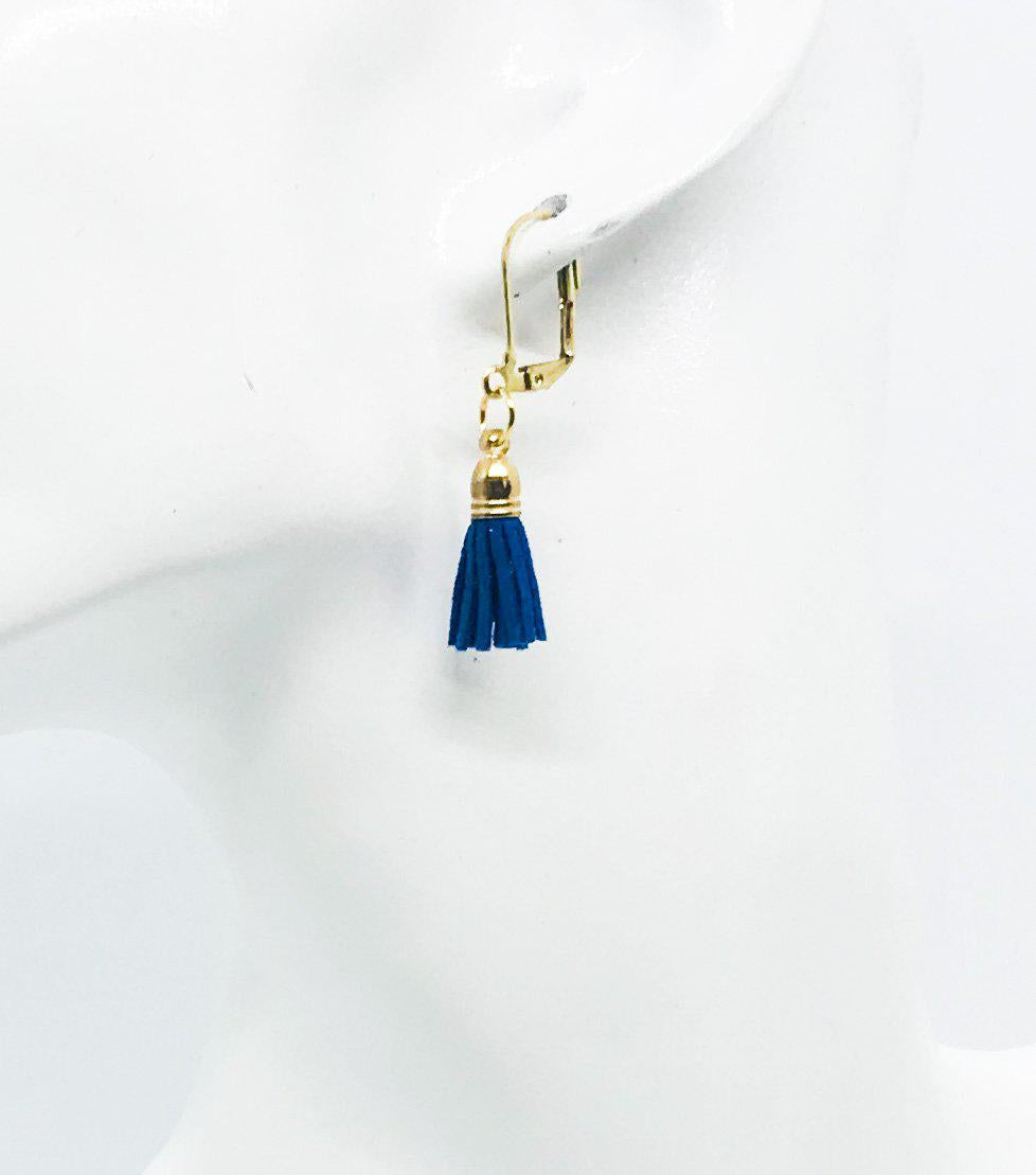 Kid's Mini Tassel Earrings - E19-657