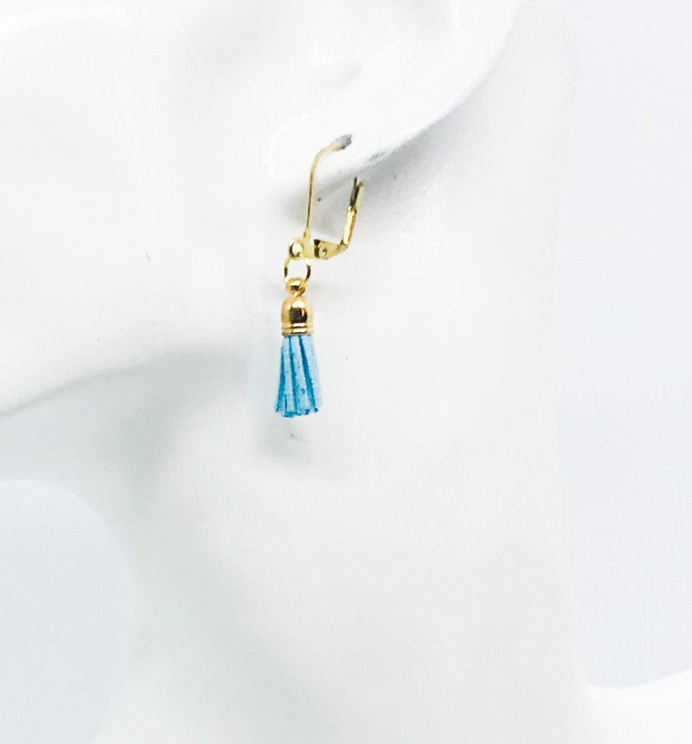 Kid's Mini Tassel Earrings - E19-660