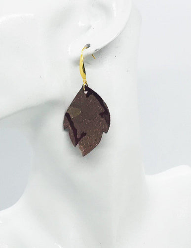 Youth Genuine Leather Earrings - E19-702
