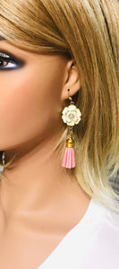 Tassel Earrings - E319