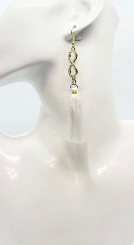 Tassel Earrings - E336