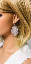 Load image into Gallery viewer, Large Chunky Glitter Earrings - E470