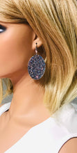 Load image into Gallery viewer, Large Chunky Glitter Earrings - E509