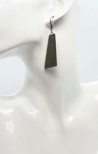 Leather Earrings - E752