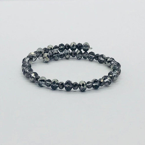 Glass Bead Wrap Bracelet - MB408