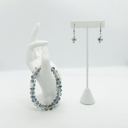 Earring and Bracelet Set - SET129